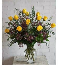 Ultimate Yellow Roses
