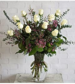 Ultimate White Roses