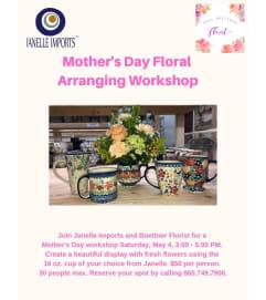 Mother's Day DIY Workshop