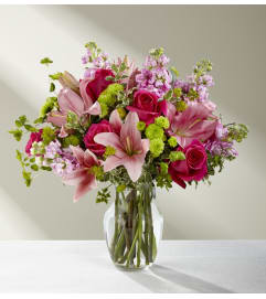 The Pink Posh Bouquet XL