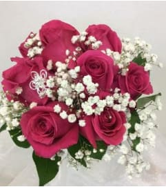 Prom - Rosy Posy Bouquet (pick up only)