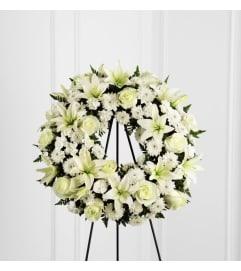 A Treasured Tribute™ Wreath