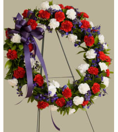 Honorable Service-Wreath
