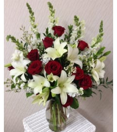 Cherished Farewell-Vase 2
