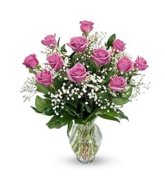 Roses (Lavender)-Valerie