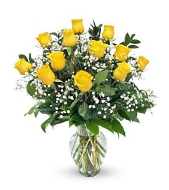 Roses (Yellow)-Ashley