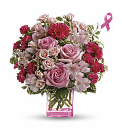 A Pink Grace Bouquet