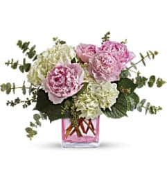 Pretty in Peony Bouquet
