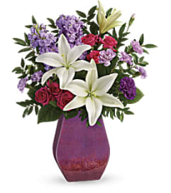 Regal Blooms Bouquet