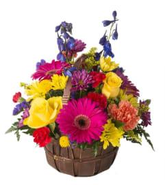 Glorious Garden-Basket