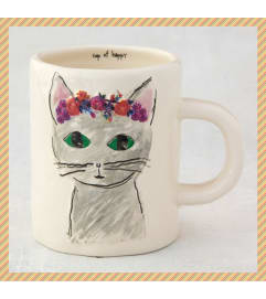 Cup of Happy-Kitty Mug