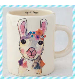Cup of Happy-Llama Mug