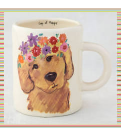 Cup of Happy-Puppy Mug