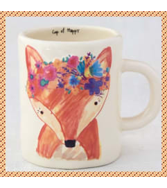 Cup of Happy-Fox Mug