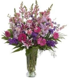 Loving Grace-Large Vase