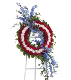 Honorable Service-Wreath 2