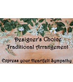 Traditional Sympathy-Designer's Choice