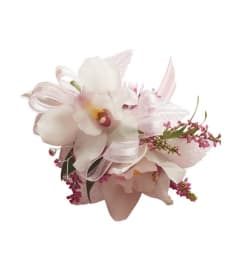 Wedding Cymbidium Orchard Corsage