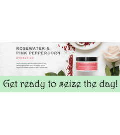 Crabtree & Evelyn-Rosewater & Pink Peppercorn