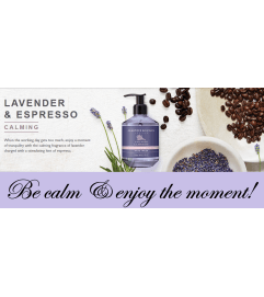 Crabtree & Evelyn-Lavender & Espresso