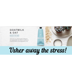 Crabtree & Evelyn-Goat Milk & Oat