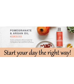 Crabtree & Evelyn-Pomegranate & Argon Oil