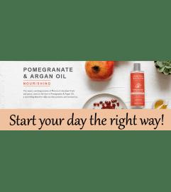 Crabtree & Evelyn-Pomegranate & Argon Oil