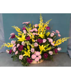 Garden Bright Funeral