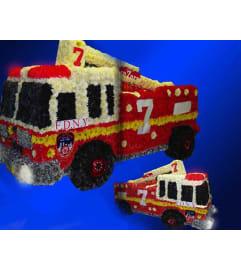 Fire Truck Memorial