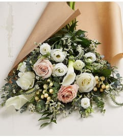 Marvelous Wrapped Bouquet