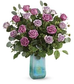 Watercolour Roses Bouquet