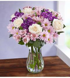 mother's Lavender Garden Bouquet