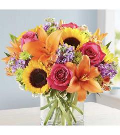 A Florals Embrace
