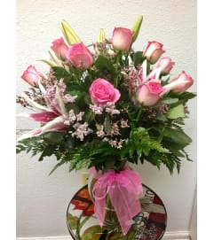 Super Deluxe Lily Pink