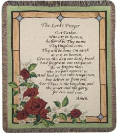 Afghan-Lord's Prayer