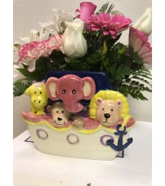 Noah's ark bouquet (Boy or Girl)