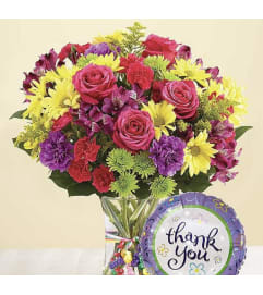 Just a Thank You bouquet