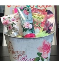 In Home Spa Bucket