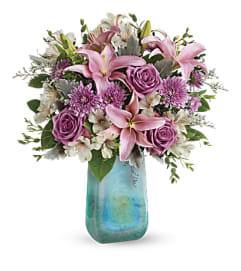 The Art Glass Treasure Bouquet
