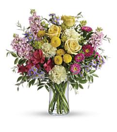 A Goodness And Light Bouquet