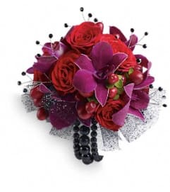 Be a Celebrity Corsage