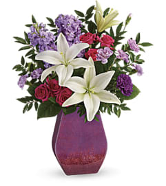 Telefora's Regal Blossoms Bouquet