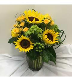 Sunshine by Rothe Florists