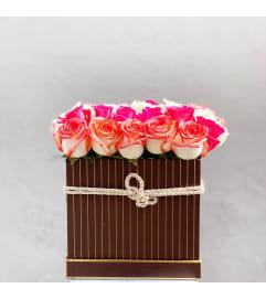 Shades Of Pink Fleur Box