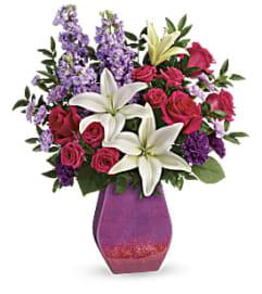Regal Blossoms Bouquet by Jennifer's Flowers