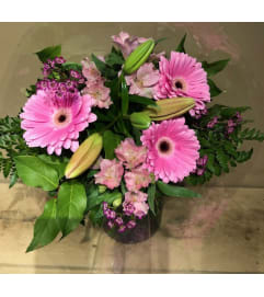 Pink Rush Bouquet