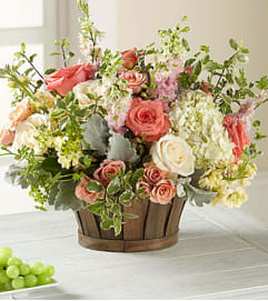 FTD's Bountiful Garden Bouquet