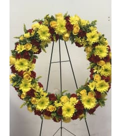 Happy Memories Wreath