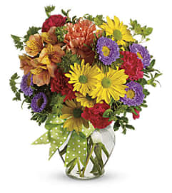 Make a Wish Flower Bouquet
