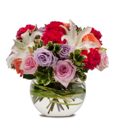 Potpourri of Roses by Country Garden